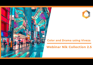Kreative Möglichkeiten zur Optimierung von Farbe und Dramatik mit Viveza in der Nik Collection 2 By DxO (in Englisch)