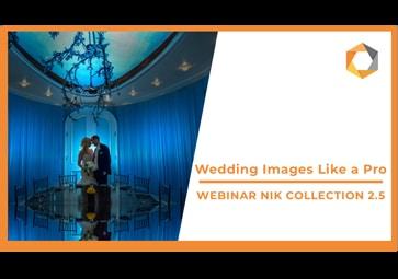 Verbessern Sie Ihre Hochzeitsbilder wie ein Profi mit der Nik Collection von DxO mit Frank Salas (in Englisch)