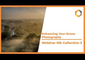 Optimieren Ihrer Drohnenaufnahmen mit der Nik Collection 3 By DxO mit Chris Gorman (in Englisch)