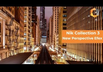 Korrigieren von Architekturaufnahmen mit dem neuen Plug-in Perspective Efex in der Nik Collection 3 By DxO (in Englisch)