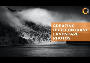 Erstellen von Landschaftsaufnahmen mit hohem Kontrast mit dem nicht-destruktiven Workflow in Lightroom und Silver Efex Pro (in Englisch)