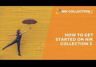 Alles Wissenswerte für die ersten Schritte mit der Nik Collection 3 By DxO (in Englisch)