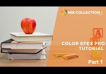 Grundlagen für die ersten Schritte mit Color Efex Pro– Teil1 (in Englisch)