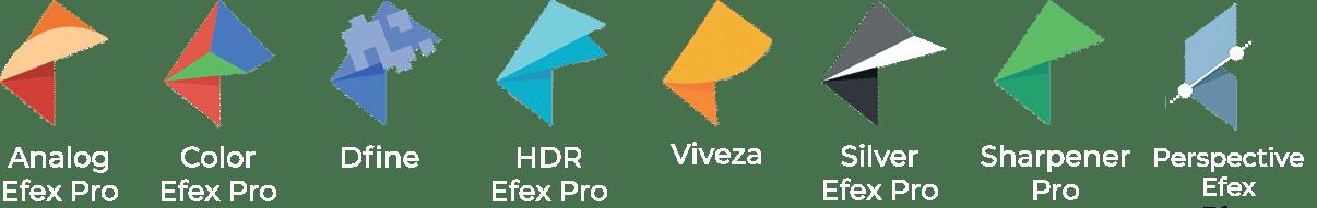 logos plugins nik collection