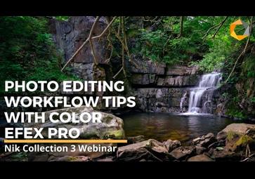 Verwenden der Filterbibliothek und Anpassen der Einstellungen für einen optimalen Workflow in Color Efex Pro (in Englisch)