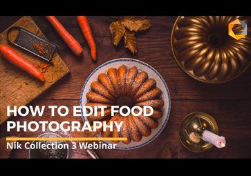 Erstellen Ihrer persönlichen Voreinstellungen für Lebensmittelaufnahmen mit Color Efex Pro (in Englisch)