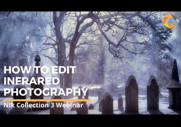 Laurie Klein と Shelley Vandegrift によるウェビナー: Nik Collection by DxO を使って赤外線写真を芸術的に強調する  (英語)