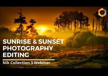 Color Efex Pro のコントロールポイントを使ったフィルターを活用して、日の出と日没の画像をレタッチする  (英語)