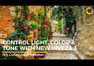 新しい Viveza 3 で光、色、トーンをこれまでにないほどコントロールする(英語)